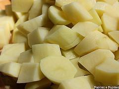 Pommes de terre concassées