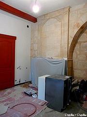 Rénovation cuisine - 20 octobre 2008