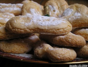 Biscuits à la cuiller - KiKiVeutKiVientKuisiner