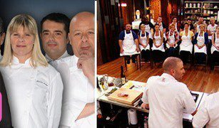 Top chef arrive sur M6