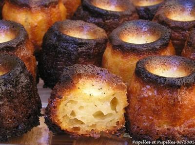 Cannelés bordelais - canelés bordelais