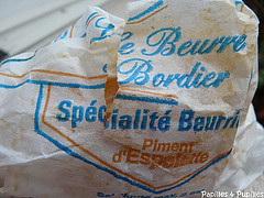 Beurre Bordier au Piment d