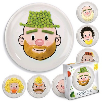 Assiette Fred & Friends