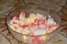 Salade pastel