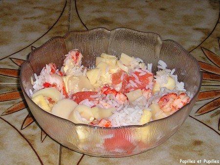 Image Papilles et Pupilles - Salade pastel