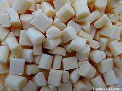 Chunks au chocolat blanc