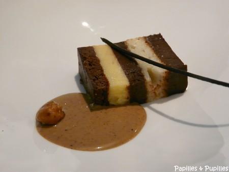 Biscuit au chocolat Hélène Darroze