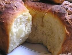 Brioche morave au sucre et à la cannelle