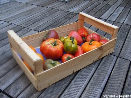 tomates - différentes variétés