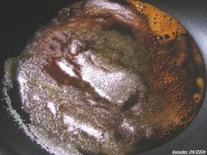 Panacotta au caramel