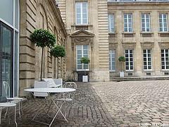 Restaurant du musée des arts décoratifs - Bordeaux