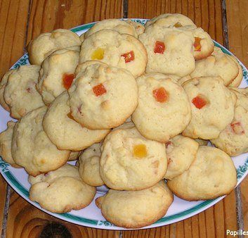 Biscuits tropicaux