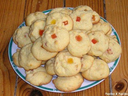Image Papilles et Pupilles - Biscuits tropicaux