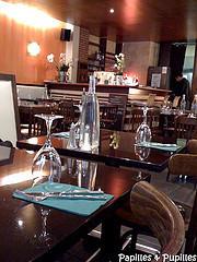 Up & Down - Salle de restaurant