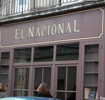 El Nacional – Restaurant Argentin – Bordeaux
