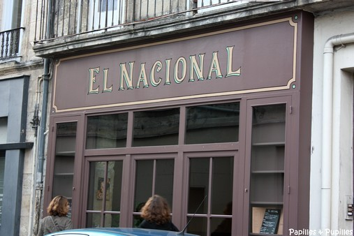 El Nacional - Bordeaux