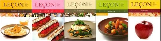 Image Papilles et Pupilles - Leçon de cuisine