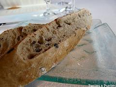 pain aux lentilles