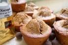 Muffins aux noix et au Xocopili