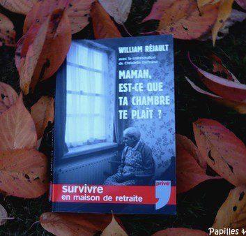 William Réjault – Maman, est-ce que ta chambre te plait ?