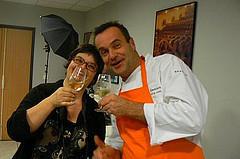 Anne - Papilles et Pupilles et Chef Damien