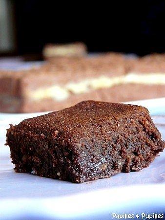 recette de brownie au chocolat et aux noix tout moelleux