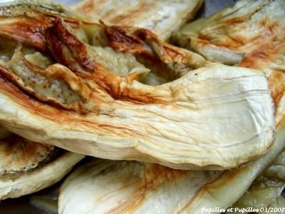 Mtabbal - Baba Ghannouj - Crème d aubergines