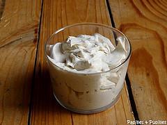 Ganache à la vanille