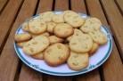 Biscuits aux graines de fenouil et pignons de pin
