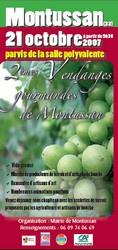 2è vendanges gourmandes de Montussan