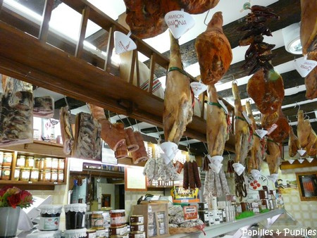 Maison Montauzer - Bayonne - jambons
