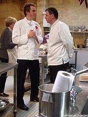 Cuisine Cup - Atelier des Chefs - Nicolas Frion et Jean Sébastien Bompoil