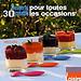 30 recettes de dessert par Mercotte