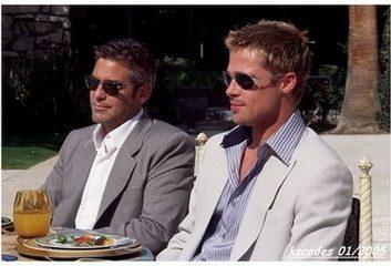 George et Brad