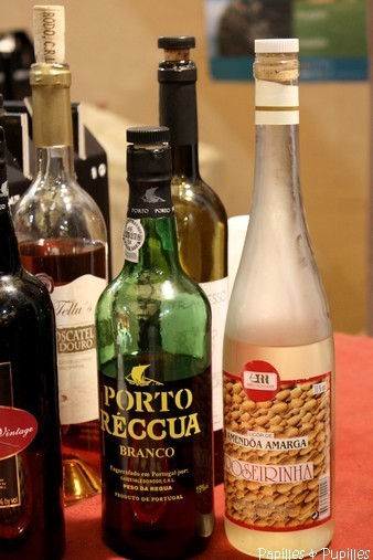 Porto et liqueur d