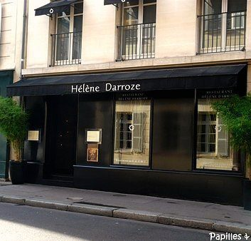 Hélène Darroze, Paris