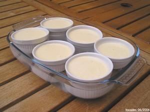 Petites crèmes aux fraises, framboises et cardamome - A vos Casseroles # 5