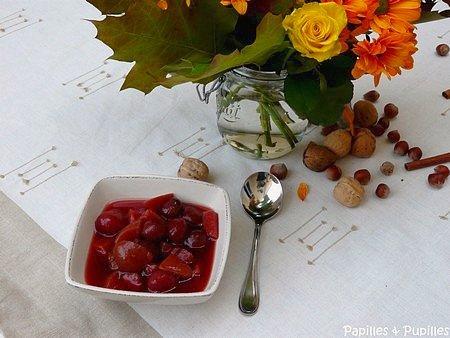 Salade de fruits qui fait dire hummm