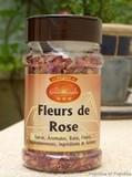 Fleurs alimentaire