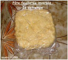 Pâte feuilletée inversée de Pierre Hermé