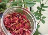 pétales de roses alimentaires