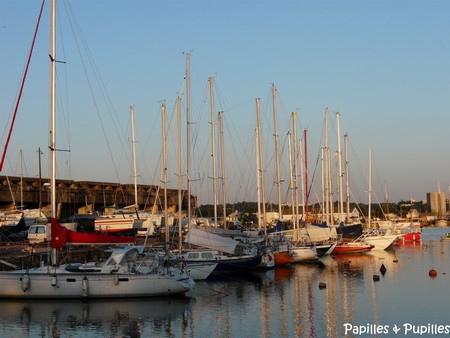 Bordeaux - Bassin à flots