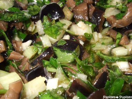 Image Papilles et Pupilles - Sauce aux olives noires