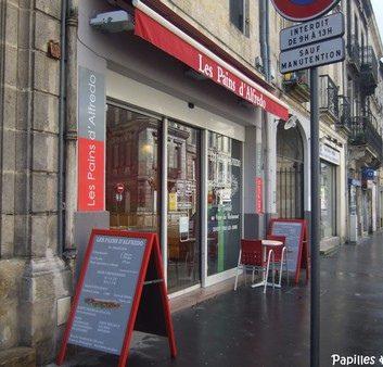 Visite d'une boulangerie – Les pains d'Alfredo