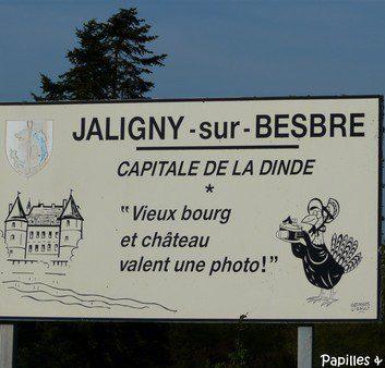 Jaligny - Capitale de la Dinde