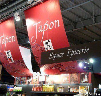 Okonomiyaki, wasabi, yuzu et compagnie : Le Japon au salon de l'agriculture