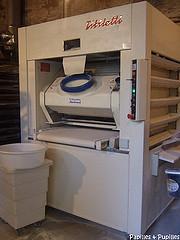machine pour façonner la pâte