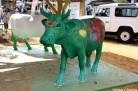Vache de la cow parade - Bordeaux