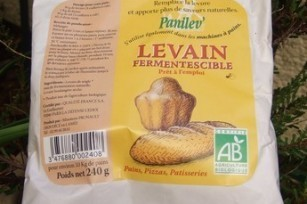 levain fermentescible