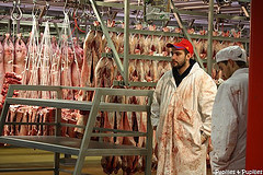 Pavillon viande - Rungis
